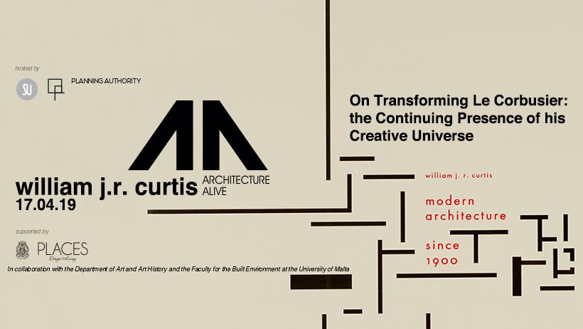 Architecture Alive Presents William J R Curtis Kamra Tal Periti
